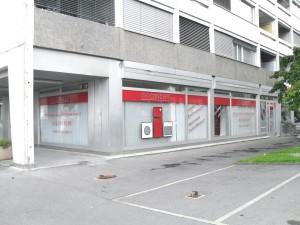 Déménagement en janvier 2012 pour la succursale Vaudoise